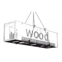 WOODBOX stilisiert