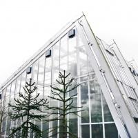 Zentrum Holzwirtschaft - Gewächshaus<br><span style='float:right; font-size:11px;font-weight:normal;'>© Universität Hamburg</span>