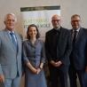 Georg Schirmbeck, Prof. Annette Hafner, Prof. Tom Kaden, Steffen Rathke