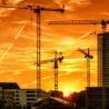 Baustelle in Deutschland
