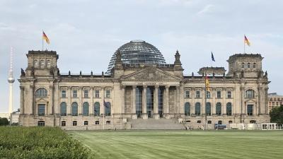 Bundestags-Debatte Klimaschutz